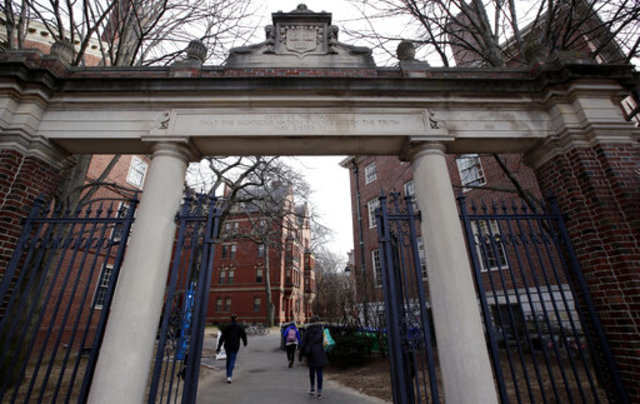 Harvard University is betting big on Facebook, almost nothing on Apple