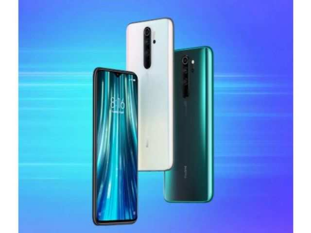 Xiaomi Redmi Note 8 Pro to go on sale today: Price and offers
