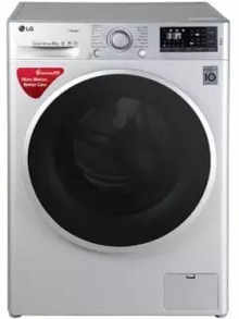 LG FHT1408SWL 8 Kg Fully Automatic Front Load Washing Machine