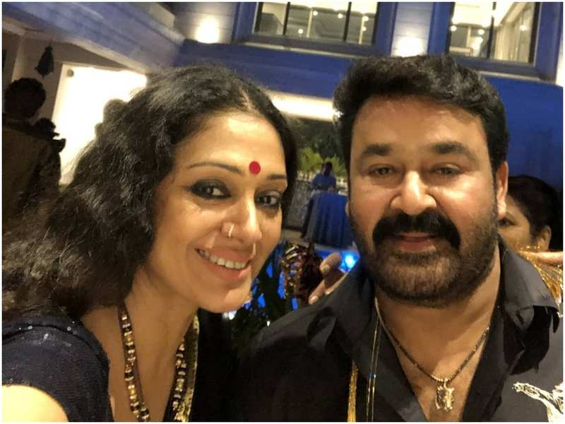 Shobana S Selfie With Mohanlal Will Give You Major Friendship Goals Malayalam Movie News Times Of India Subscribe channel for all the film stars details, movie reviews, celebrity interviews. malayalam movie