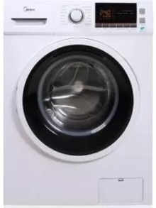 Midea MWMFL085PRF 8.5 Kg Fully Automatic Front Load Washing Machine