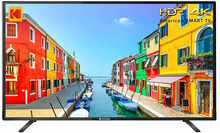 Kodak 140 cm (55 inches) 4K Ultra HD Smart LED TV 55UHDXSMART (Black)