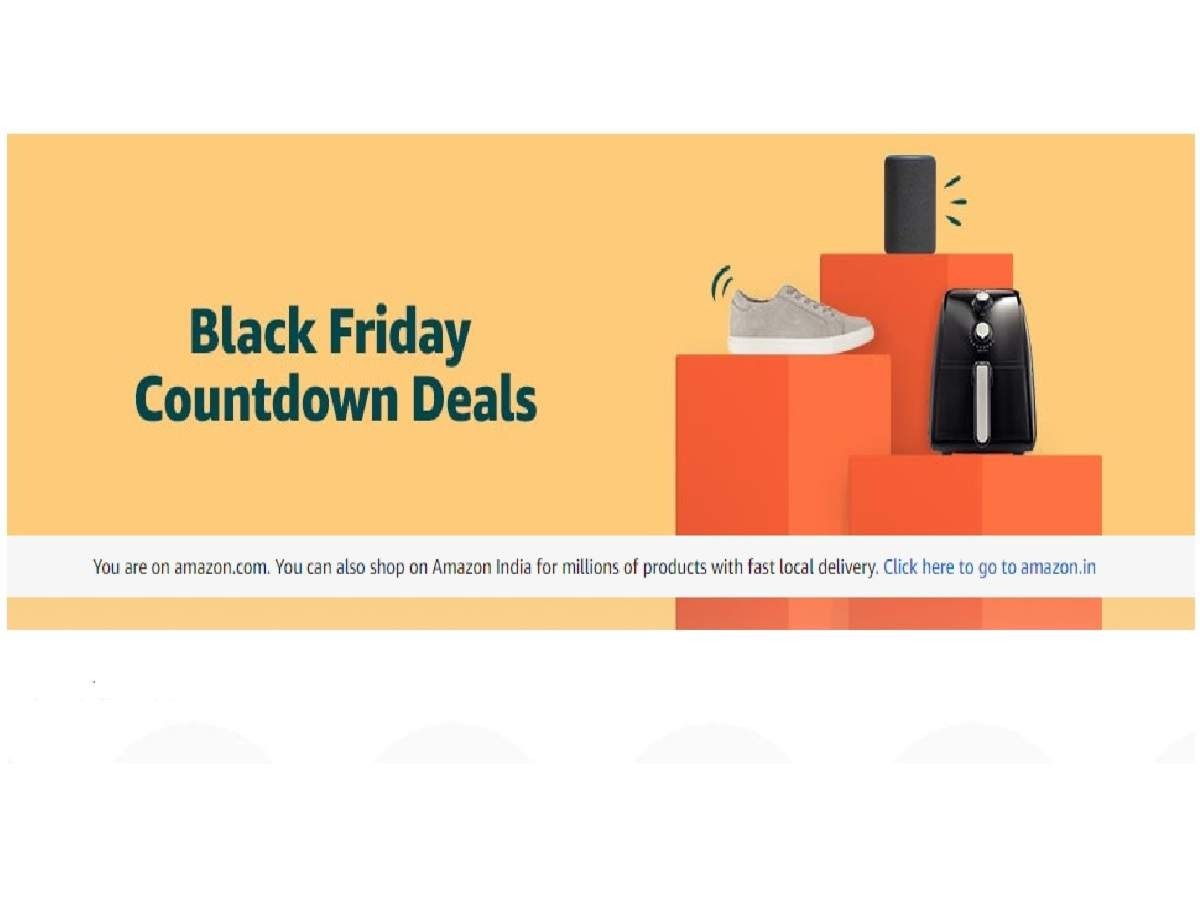 Black Friday Black Friday Deals Up To 40 Off On Marshall Acton Speaker Macbook Pro Galaxy Note 10 More Most Searched Products Times Of India