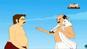 Kids Stories   Nursery Rhymes & Baby Songs - 'The Brahmin And The Crooks'- Kids Nursery Story In Gujarati