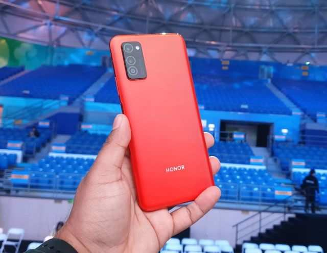 Honor View30 Pro: First impressions