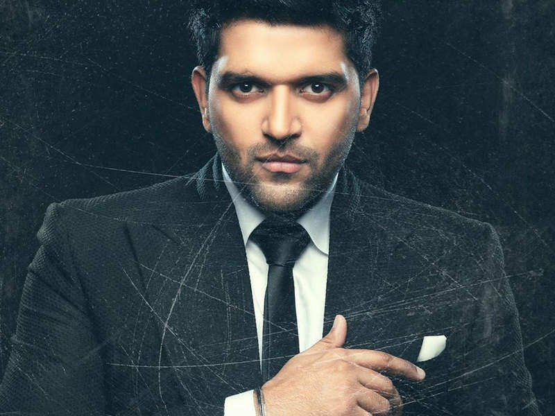 Did you know Guru Randhawa tried a stunt for the first time in the song 'Black'?