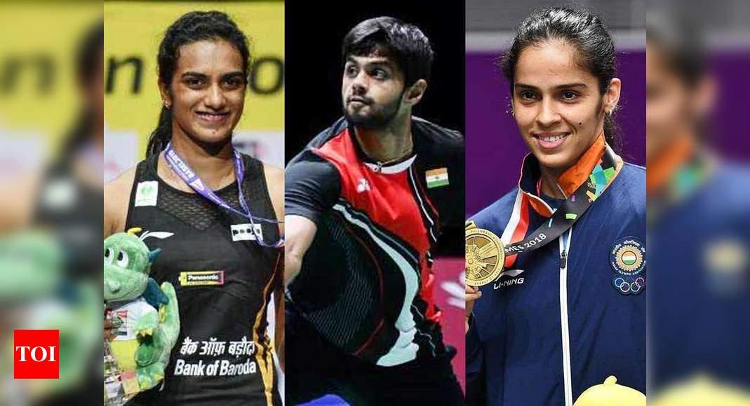 Bhim Upi Toisa 2019 Nominees Badminton Times Of India