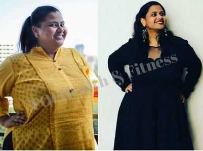 Weight loss: This psychologist shed 40 kilos in ten months