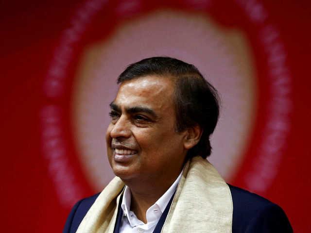 Asia's richest person and RIL chief Mukesh Ambani (File photo)