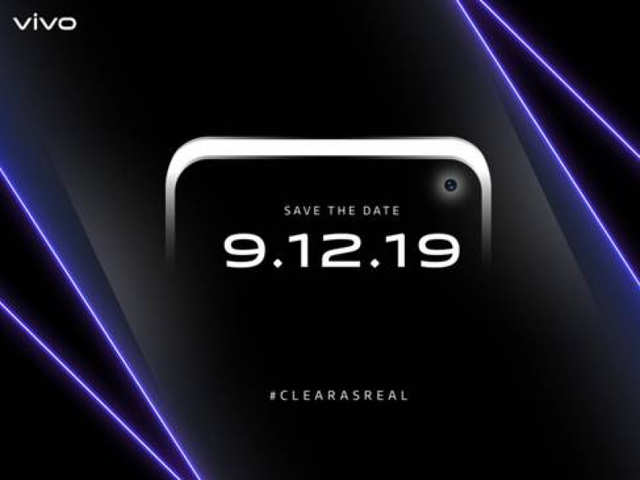 Vivo sends India smartphone launch invite, reveals launch date and a display feature