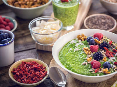 6 high antioxidant foods that you must include in your diet