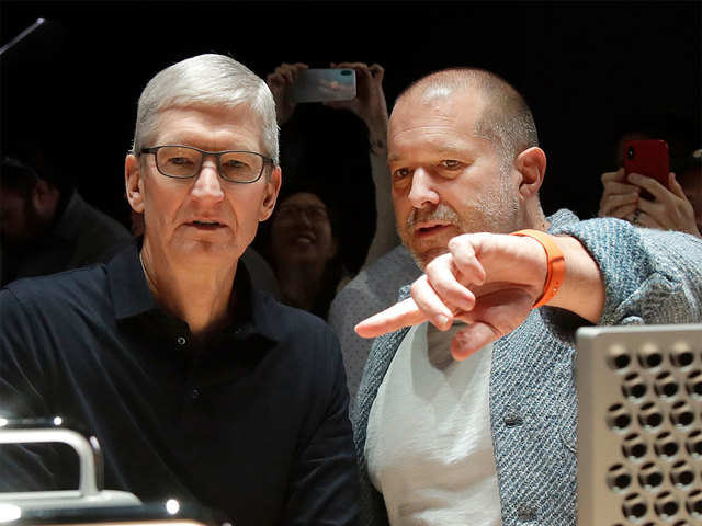 Jony Ive formally bids goodbye to Apple after 30 years with the company