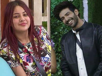 BB13: Shehnaz Gill proposes to Kartik Aaryan