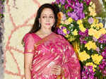 Sooraj Barjatya's son's wedding reception