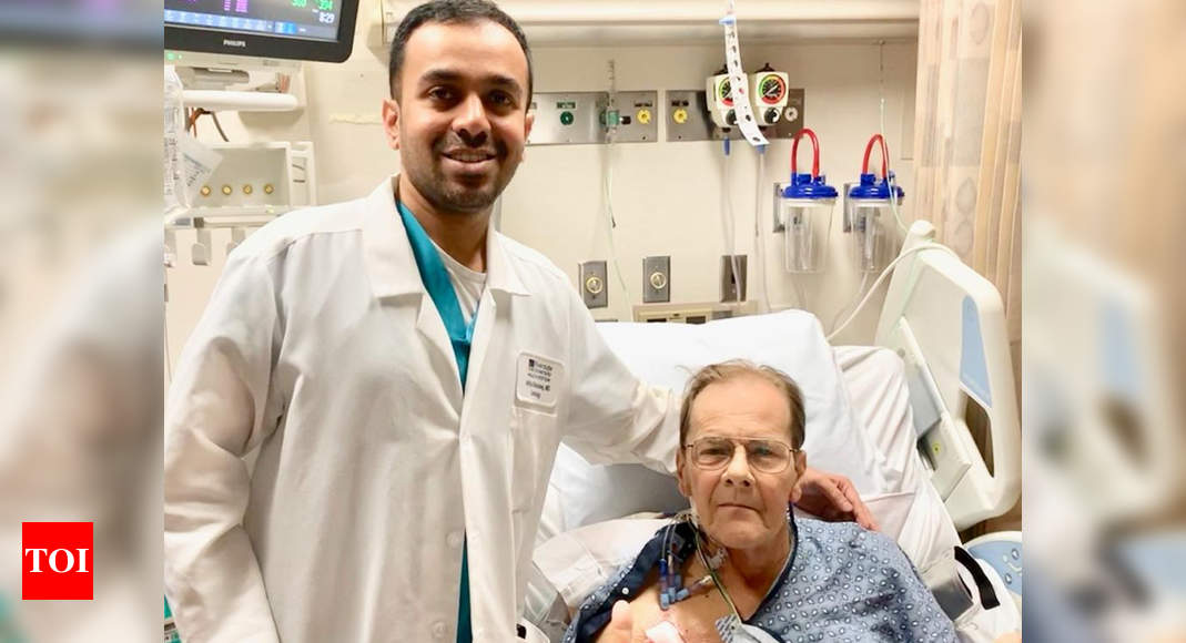 Bengaluru Origin Doctor Performs Unique Cardiac Surgery In Us Bengaluru News Times Of India