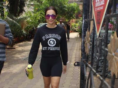 Crazy fan's behaviour leaves Malaika unhappy