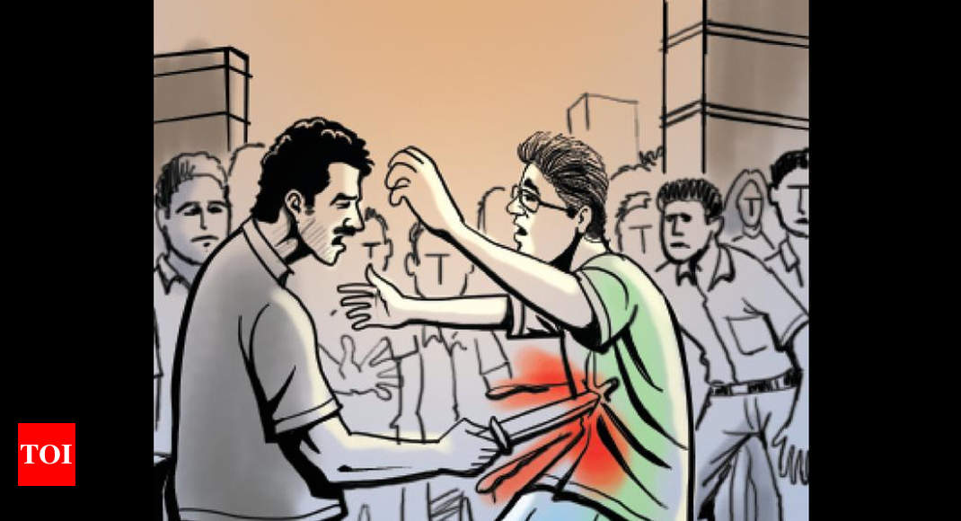 Man stabbed to death for staring in Jamnagar