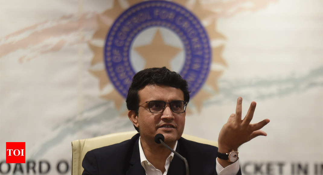 You can't go beyond tenures: Sourav Ganguly on selection panel members