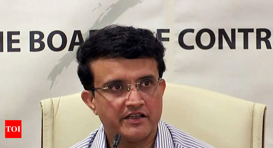 What player does after being approached is problem: Sourav Ganguly on fixing