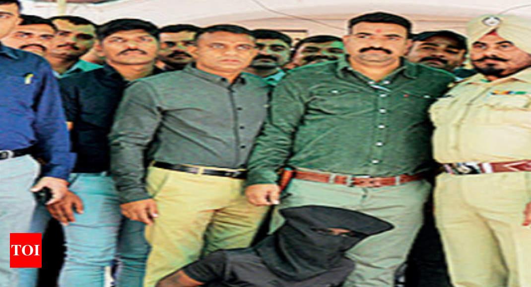 Rajkot minor's rapist caught