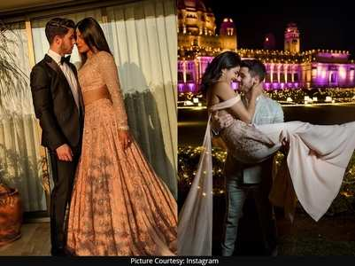 Priyanka-Nick's love story through pics