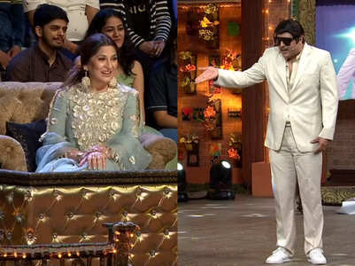 Krushna asks Archana to spend money wisely