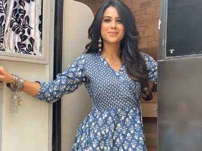Nia Sharma begins Day 1 of Naagin 4; see pic