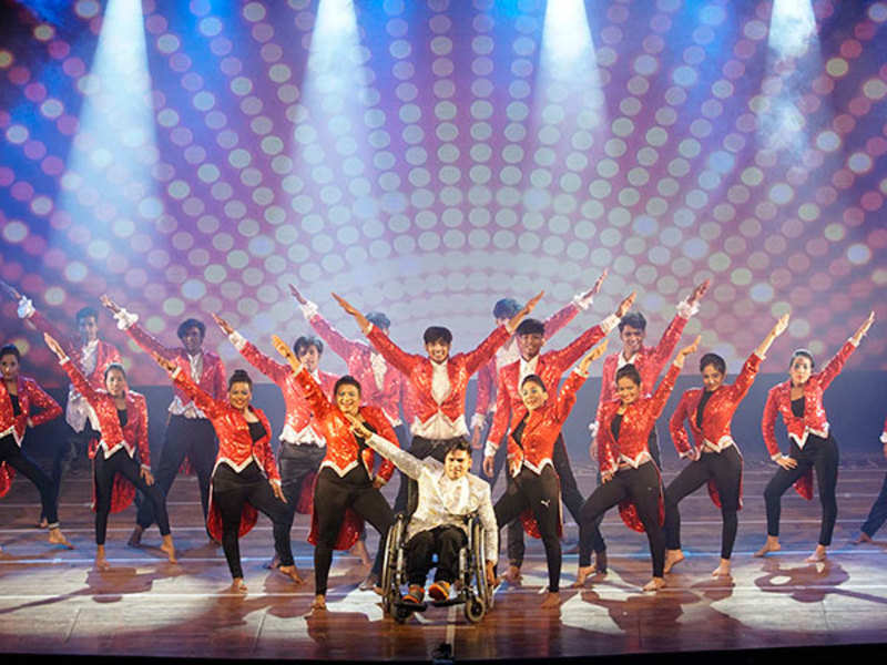 Over 450 Shiamak Davar students pay tribute to World Disability Day