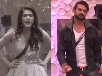 Vishal: Madhurima's voice is pinching his head
