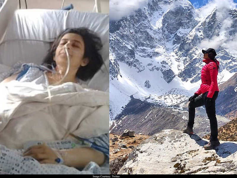 "Manisha Koirala shares a picture from the hospital during her cancer battle, says, ""Grateful for second chance to life"""