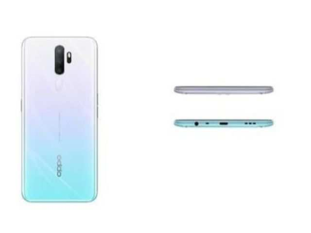 Oppo A9 2020 Vanilla Mint color variant launched in India