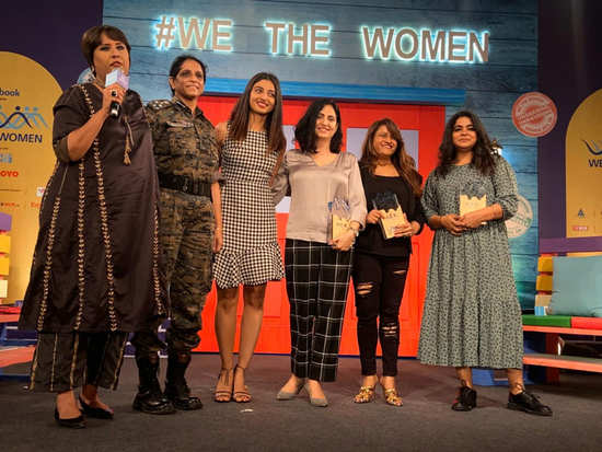 Power Icon Rohini Iyer takes centrestage with Radhik Apte, Ashwiny Iyer Tiwari and Monika Shergill
