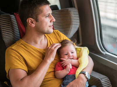 Travelling with an infant for the first time?