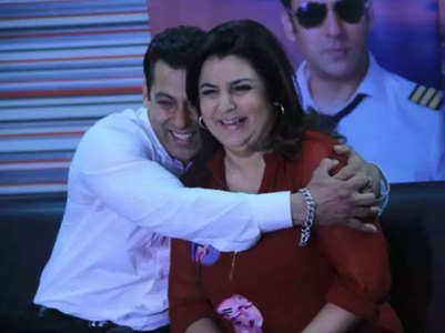 Farah Khan to replace host Salman on BB13?