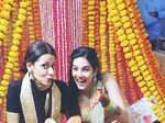 Manish Pandey and Ashrita Shetty pictures