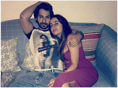 Varun and Natasha's UNSEEN picture!