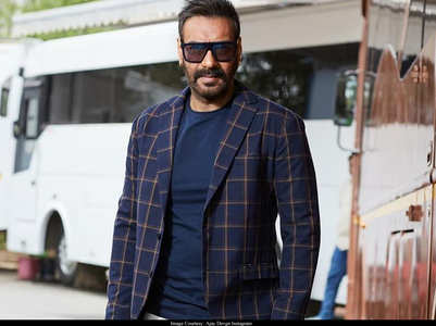 Ajay Devgn confirms working with SLB