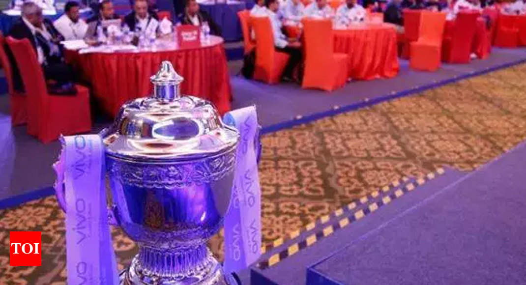 IPL 2020 auction: 971 players to go under hammer on December 19