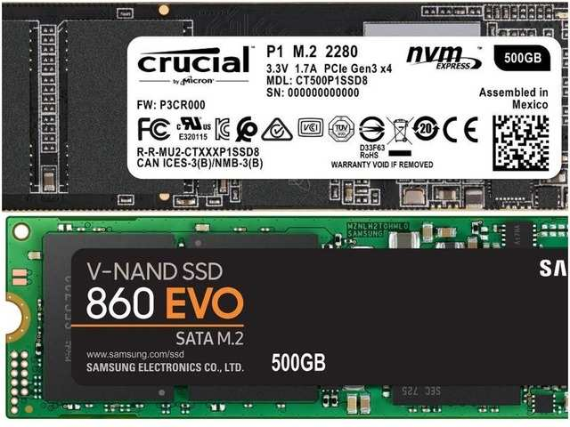Cyber Monday sale on Amazon: Deals on SSDs