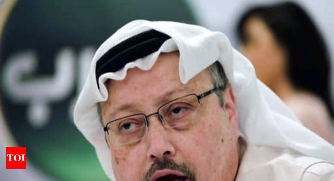 Saudi media summit held a year after Khashoggi murder