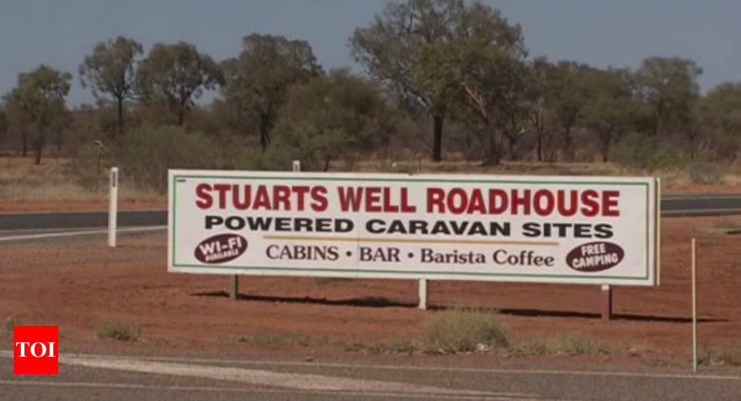 Woman stranded for 12 nights in Australia outback