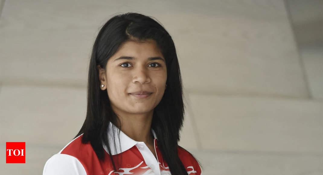 Nikhat Zareen 'clueless' as organisers shift her to NE team