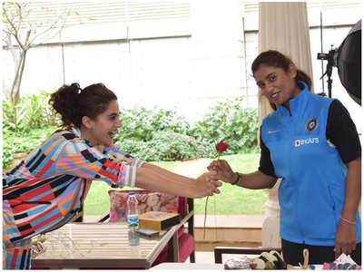 Taapsee to play cricket captain Mithali Raj