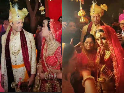 Ruhi Chaturvedi gets married to Shivendraa