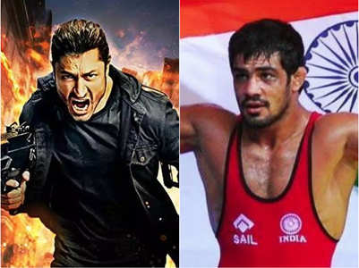 Olympic medalist Sushil Kumar on 'Commando 3'