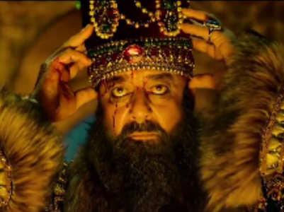 Watch Sanjay transform into Ahmad Shah Abdali
