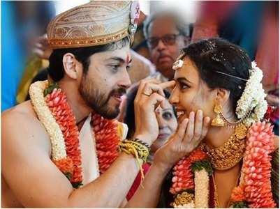 PICS: Kiran Srinivas gets married to Hitha