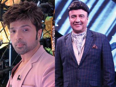Himesh replaces Anu Malik on 'Indian Idol'