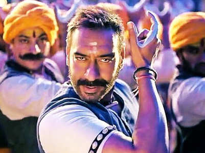 Fans hail Ajay's 'Shankara Re Shankara' song