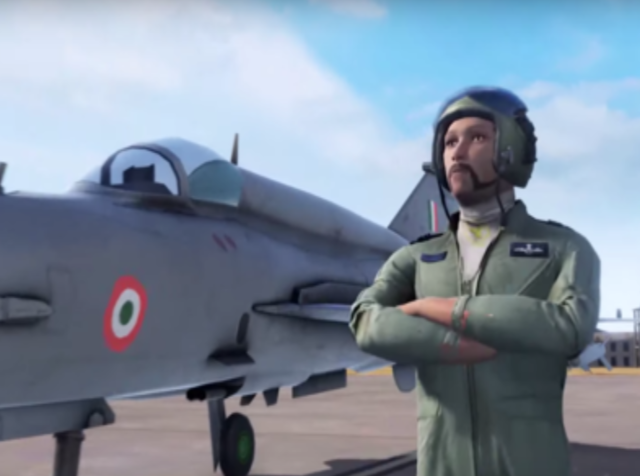 Indian Air Force game featuring Abhinandan nominated for this 'Google award'